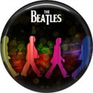 The Beatles on a 1 Inch Pinback Button Badge Pin - 6095