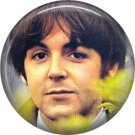 The Beatles on a 1 Inch Pinback Button Badge Pin - 6100