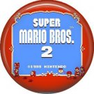 Super Mario Bros. 2, Video Games 1 Inch Pinback Button Badge Pin - 0781
