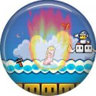 Mario Bros., Video Games 1 Inch Pinback Button Badge Pin - 0788