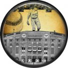 I Love New York Vintage Image on a 1 inch Button Badge Pin - 6298