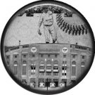 I Love New York Vintage Image on a 1 inch Button Badge Pin - 6299