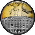 I Love New York Vintage Image on a 1 inch Button Badge Pin - 6304
