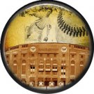 I Love New York Vintage Image on a 1 inch Button Badge Pin - 6306
