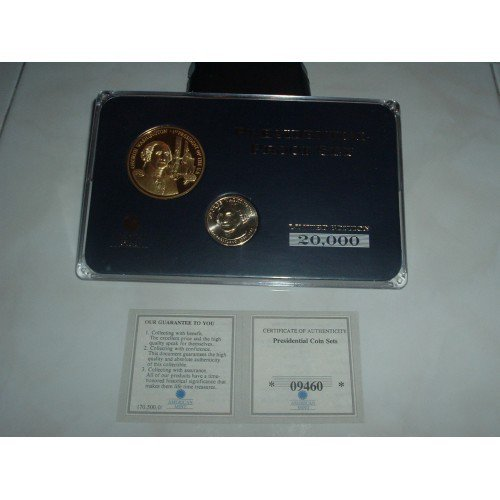 New 2007 GOLD Presidential Proof Set