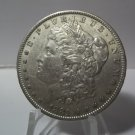 "1881-O #1  ""The Tombstone Morgan Silver  Dollar"