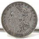 1883 #1 90% Silver Morgan Dollar.