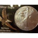 2014 Gem BU American Silver Eagle