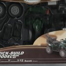 Suzuki Quick-Build Metal Model Kit.