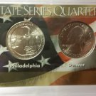 "BU 2014-P/D ""Everglades Nat. Pk. - Fl.."" America the Beautiful 2010-2021 Quarter Comm. Collections"