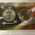 "BU 2013-P/D ""White Mountain National Forest"" America the Beautiful  Quarter Commemorative Set"