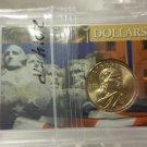 BU 2014-P  Sacagawea Dollar - Native Hospitality
