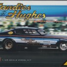 Candies & Hughes Barracuda Funny Car  Model Kit.