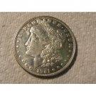 1921 AU/BU #4 90% Silver Morgan Dollar
