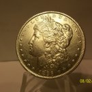 1896 #6 90% Silver Morgan Dollar.