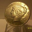 1926-S #3 Silver Peace Dollar.