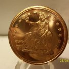 Gem BU 2012 Seated Liberty One AVDP OZ.