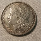 1882 #1  90% Silver Morgan Dollar.