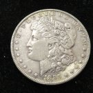 1885 #2  90% Silver Morgan Dollar.