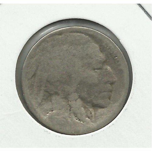 1916-S #1 Buffalo Nickel