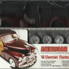 Die-Cast Metal '48' Chevy Fleetmaster Woody - New Model Kit