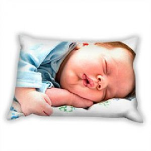 Custom Pillow case  with YOUR Photo bedding pillowcase