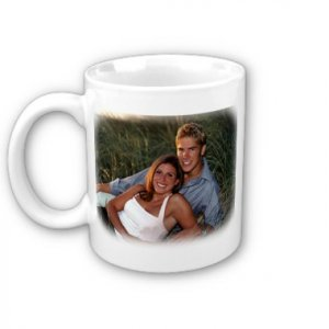 Custom Coffee Mugs Cups with YOUR Photo Picture