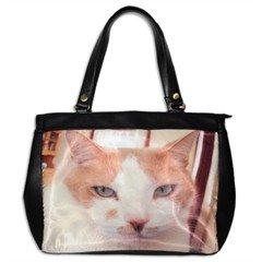Custom Oversize Office Handbag Purse Laptop Case