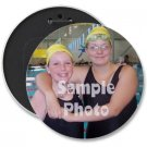 COLOSSAL 6 inch Custom Photo Button Pins Buttons Single Buttons #ZZ