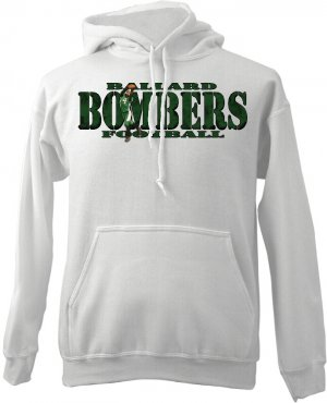 Custom Photo Adults Hooded Sweatshirt Hoodie Size SM
