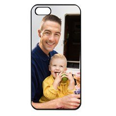 Custom Apple iPhone 5 Seamless Case with your photo #AN
