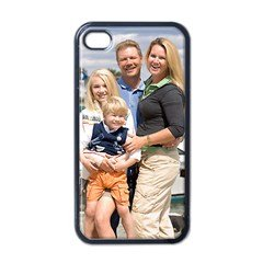 Custom Apple iPhone 4 Case with your photo #AN