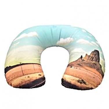 Custom Photo Travel Neck Pillow Inflateable #AN