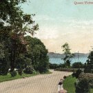 Niagara Canada Postcard, Queen Victoria Park, Full Color c.1908