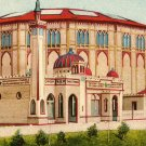 Canada Postcard, Cyclorama Building, La Rotonde Du Cyclorama, Ste-Anne De Beaupre c.1929