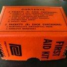 Penn Central Railroad First Aid Kit c.1968