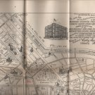 Copley Square Hotel Giveaway, Guide Map to Boston c.1895