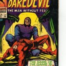 Daredevil #36 The Name of The Game is MayHem c.1968