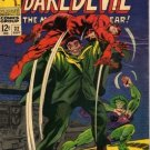 Daredevil #32, To Fight The IMPOSSIBLE Fight!, Vintage Marvel Comics c.1967