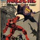 Daredevil #20, The Verdict Is Death!, Vintage Marvel Comics c.1966
