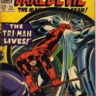 Daredevil #22 The Tri-Man Lives! c.1967