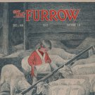 Vintage Furrow Magazine, Published by John Deere, Dec/Jan Issue Vol. 52 c.1947