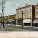 Westchester New York Postcard, Main Street c.1908