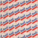 Rexall Drug Store Paper Bag, Orange and Blue Logo c.1940