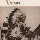 New Mexico Tourist Bureau Visitors Guide Book c.1954