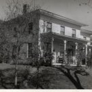 Downsville N.Y. Italianate Farmhouse Near Pepacton Reervoir c.1947