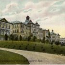 Ohio Postcard, University of Cincinnati, Full Color c.1915