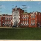 Rhode Island Postcard, Providence College, Full Color c.1915