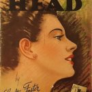 How To Draw The Head, Walter T. Foster, Book No. 17 c.1942