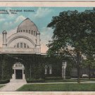 Cincinnati Ohio Postcard, Herbivora Building at Zoological Gardens c.1920